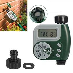 LtrottedJ Outdoor Garden Hose Sprinkler Irrigation Controlle