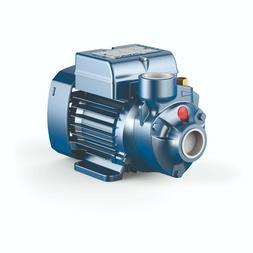 Peripheral Pedrollo Booster Water Pump - 634 GPH, 1/2 HP, 11