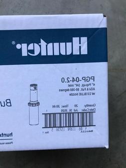 Hunter PGP-04 ultra sprinkler heads 2.0
