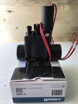 "Hunter PGV-100JT-G 1"" sprinkler valve female NPT no flow con"