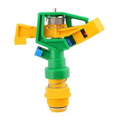 uxcell Plastic Plants Lawn Irrigation Water Sprinkler Nozzle