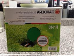 Gardena  Pop Up Oscillating Sprinkler