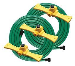 Orbit 2 Pack Port-a-Rain Yard Watering Sprinkler System Kit