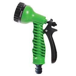 portable adjustable garden hose gun