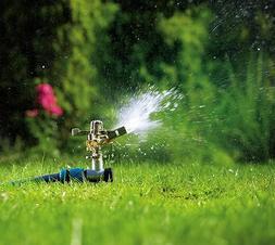 Professional Metal Impulse Sprinkler Water for Garden Lawn G