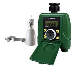 Instapark PWT-7D Dual Outlet Hose Water Timer Sprinkler Time