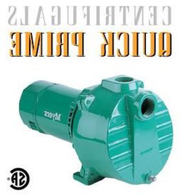 QP-3 3-HP Quick Prime Centrifugal Pump