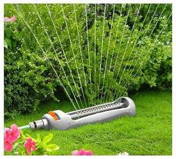 Quantum Garden-Compact Oscillating Sprinkler-Water Garden Pi
