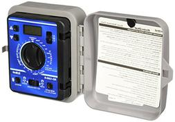 Irritrol Rain Dial RD1200-INT-R 12 Station Indoor Irrigation