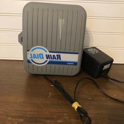 Irritrol rd600 Rain Dial Sprinkler Controller Preowned Condi