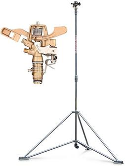 IrrigationKing RK-1A8 6' Raintower Sprinkler Tripod Stand, 3
