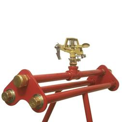 Rooftop Sprinkler with 3/4 Hose Swivel Brass Adapter Fitting