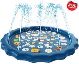 SplashEZ's kiddie pool Children Inflatable Toys Outdoor Babi