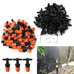 50Pcs/Set Greenhouse Orange Flower Misting Atomizing Sprinkl