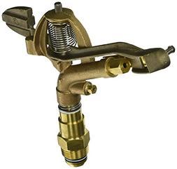 Underhill SI100F 1-Inch Full Circle Brass Impact Sprinkler,