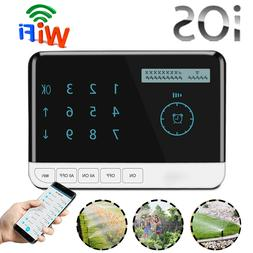 smart sprinkler controller 9 zone wifi irrigation