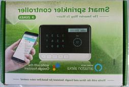 Smart Sprinkler Controller 9 Zones With WiFi brand New