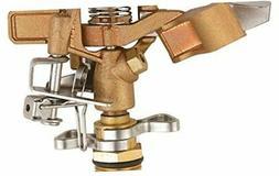 SOMMERLAND Heavy Duty Brass Impact Head Sprinkler 0 to 360 I