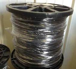 Sprinkler irrigation direct burial copper  wire 18 awg 7 mul