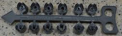 Irritrol Sprinkler rotor nozzle rack T5 550R