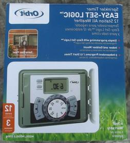 Orbit 57900 12 Station Indoor / Outdoor Sprinkler Timer Irri