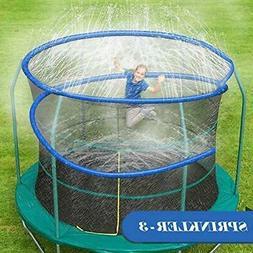 ARTBECK Thicken Trampoline Sprinkler, Outdoor Trampoline Wat