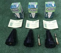 Three RAIN JET 852 C Parkway Sprinklers NEW Vintage