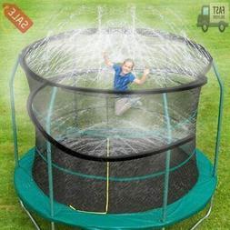 ARTBECK Trampoline Sprinkler Outdoor Trampoline Water Play S