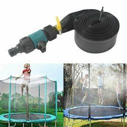 Trampoline Sprinkler Outdoor Water Play Sprinklers Summer Ga