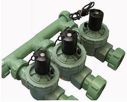 ORBIT IRRIGATION PRODUCTS INC Underground Sprinkler Manifold