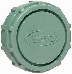 Underground Sprinkler Manifold Cap, Green