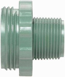 Underground Sprinkler Transition Adapter, PVC-to-Manifold, 3