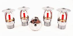 upright fire sprinkler head 1