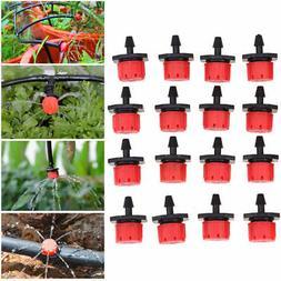 US Garden Micro Irrigation Water Flow Drip Head Adjustable S