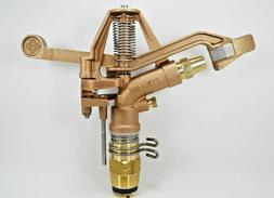 "VYR-160 HEAVY DUTY 11/4"" BRASS IMPACT SPRINKLER REPLACE RAIN"