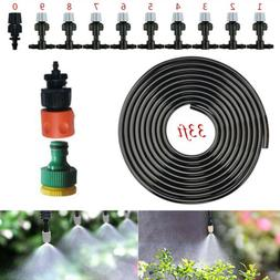 Water Mister Air Misting Cooling Micro Irrigation System Spr