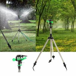 Water Sprinkler Impulse Tripod Irrigation Watering Garden La