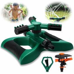 Water Sprinklers For Lawns Garden Irrigation System Kit 360
