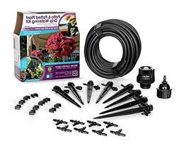 Mister Landscaper Watering Garden Hose Plants System Drip Ir