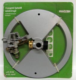 NELSON WM1666 Metal Impact SPRINKLER 85 Ft Diameter 30-360 D
