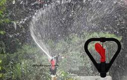 """X5 1/2""""360°ABS Butterfly Shaped Automatic Irrigation Sray/S"""