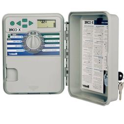Hunter XC-400 4 Station Outdoor Sprinkler Timer Controller X