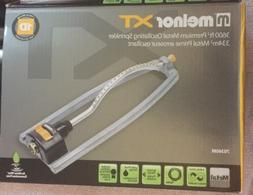 Melnor XT Premium Metal Oscillating Sprinkler ~ 3600 Sq Ft ~