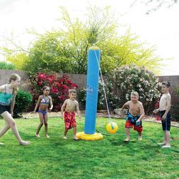 Yard Inflatables Water Tether Ball Sprinkler Outdoor Structu