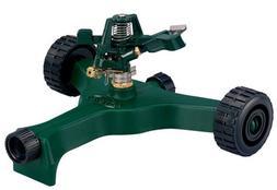 Orbit Zinc Impact On Plastic Wheeled Base Sprinkler 58148