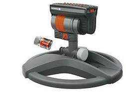 zoommaxx oscillating sprinkler weighted sled